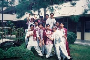 Gambar Dulu-dulu ; Aku, Pak Nine, Amir, Cupin.. cari sendiri